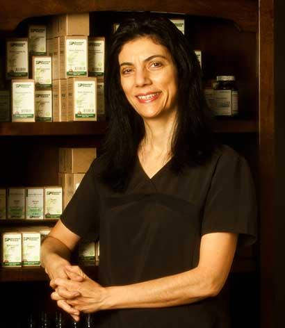 Dr. Shanaz Sabeti, DC