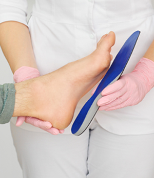 Custom-made Functional Orthotics